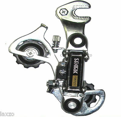 Bicycle Rear chain Gear derailleur index hanger cage mountain road bike cycle