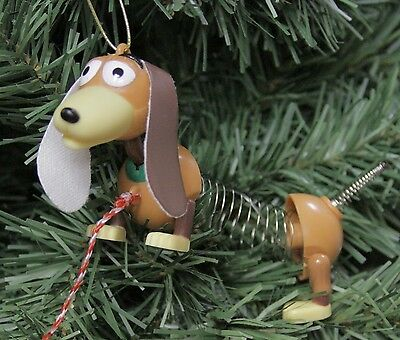 "Slinky ""Slinky Dog"" Christmas Ornament"