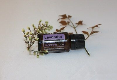 doTERRA Lavender Essential Oil 15ml Brand New Sealed