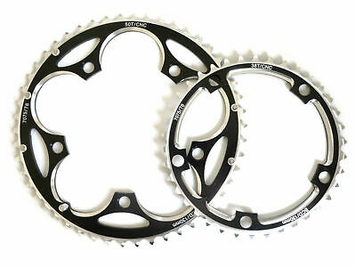 Chainring Set 9/10 Speed 38/50T x 130BCD Shun SS-9201
