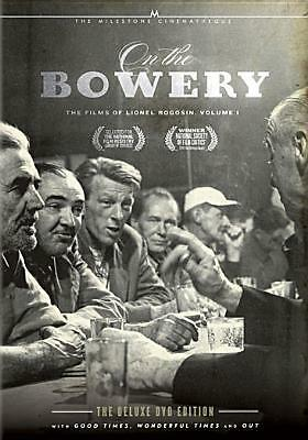 ON THE BOWERY:FILMS OF LIONEL V1 BY ROGOSIN,LIONEL (DVD)