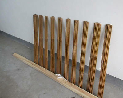 "100 Bamboo arrow shafts33""55-60# shafts only"