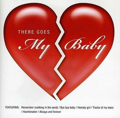 Zz/Various Artists - There Goes My Baby (2010) - Used - Compact Disc