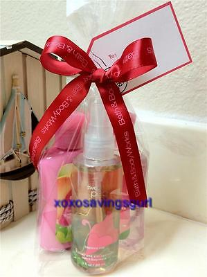 NWT Bath and Body Works Sweet Pea Gift Set (Travel-essentials)