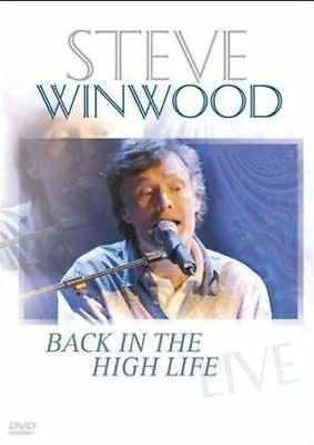 STEVE WINWOOD**BACK IN THE HIGH LIFE**DVD