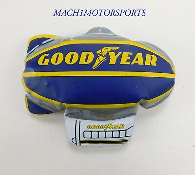 "GOODYEAR Blimp Inflatable 11"" Man Cave Scenery for Scalextric Slot Cars Lionel"