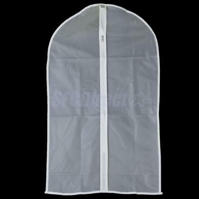 Clear Clothes Garment Suit Dress Dustproof Protector Cover Storage Organizer Bag