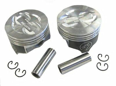 Speed Pro H615CP30 Small Block Chevy 400 406 Dished Hyper Pistons 030 Bore SBC