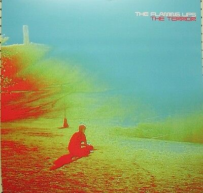 THE FLAMING LIPS 2013 the terror big promotional poster ~NEW & MINT CONDITION~!