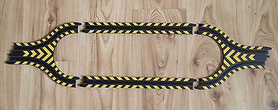 Micro Scalextric - 1:64 G8002 Island Hazard Track with Extension Pieces