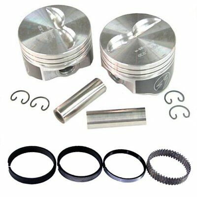 FMP H660CP30 Speed Pro SBC 327 Hypereutectic FT 2VR Pistons 5.7 rod 4.030 over