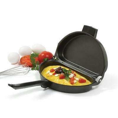 Deluxe 2-Sided Nonstick Omelet Pan Norpro 664