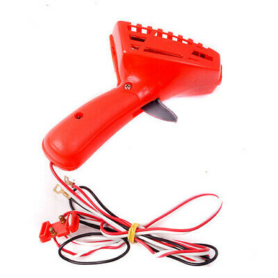 Pair Of Scalextric Classic Controllers / Throttles - Black & Red
