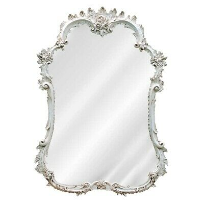 Hickory Manor French Mirror/Old World White - 7140OWW
