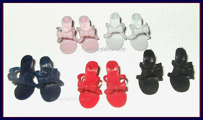 SAVE 30% on 5 pair of LITTLE MISS REVLON SHOES for Jill U.S.SHIPS FREE