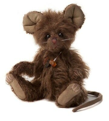 Charlie Bears UK - MM635245C Hiccup Mouse
