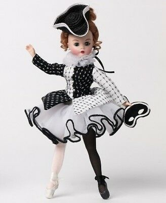 New 2014 Madame Alexander Columbine Doll From The Nutcracker 10 inch ABT