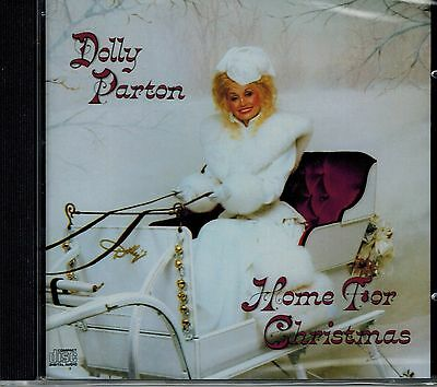 Dolly Parton - Home For Christmas - New Sealed Cd