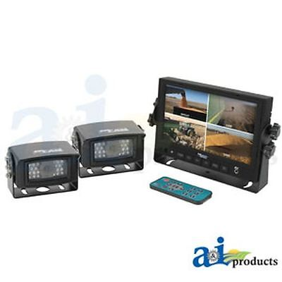 "ON SALE CabCAM Video System (Includes 7"" Monitor and 2 Camera) CC7M2CQR"