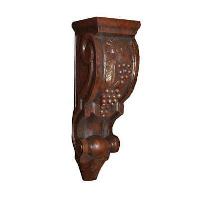 Hickory Manor Large Grape Corbel/Napoleon - ABR1002NP