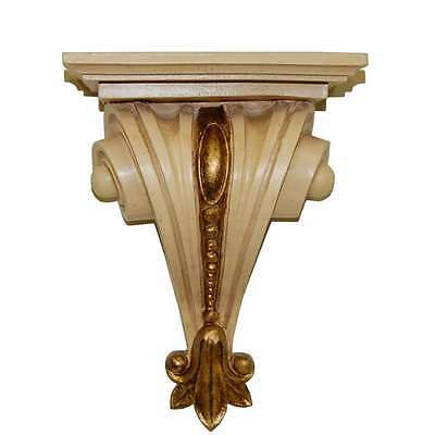 Hickory Manor Beaded Bracket/Ivory Gold - 6625IVG