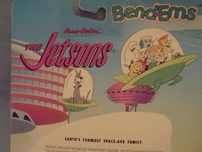"Hanna-Barbera  The Jetsons  "" Jane"" "" Bendable, Poseable, Dated 1992 New I Pack"
