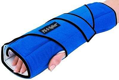 IMAK Adjustable Pil-O-Splint for Carpal Tunnel, Night Time Pain Relief Brace