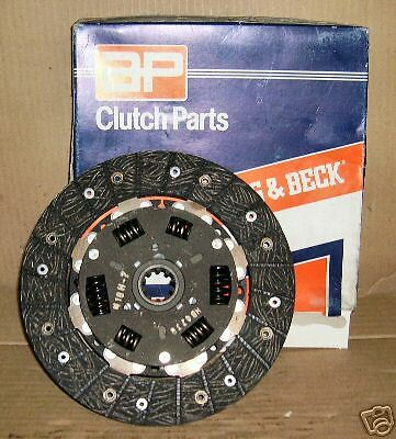 CLUTCH PLATE TO FIT RENAULT MASTER 2.0 PETROL RWD