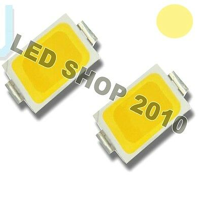 100 pcs SMD/SMT Warm-white 5630/5730 0.5W High-power Big-chip  LED