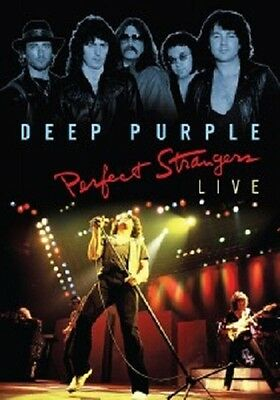 Deep Purple - Perfect Strangers Live  Dvd  Hard Rock Concert  Neu