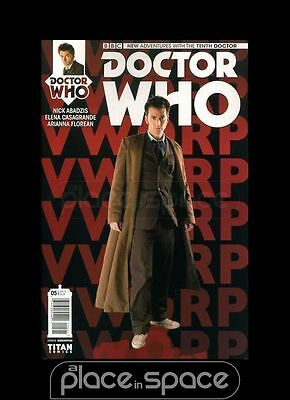 Doctor Who: The 10Th Doctor #5B