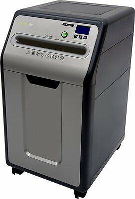 GoECOlife GXC305Pi 30 Sheet Cross-Cut Paper Shredder, Platinum Series Shredder