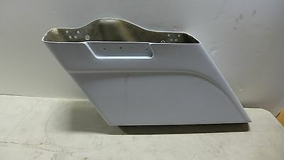 Arlen Ness Down N Out Dual Exhaust Stretched Saddlebags Harley-Davidson FLT