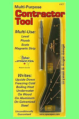 FISHER SPACE PEN #SCT / MULTI - FUNCTION CONTRACTOR TOOL