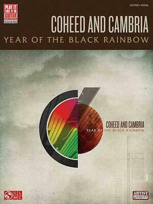 Coheed and Cambria: Year of the Black Rainbow by Paperback Book (English)