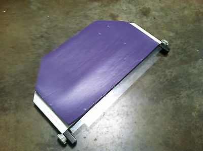Amsco, Skytron, OSI, OR Surgical Table Parts ( Foot board ) See photo