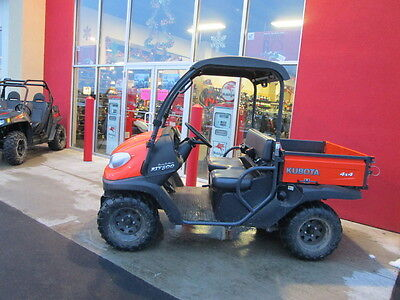 2013 Kubota RTV500 - GREAT CONDITION! - LOW Hours!!!!! - Great DEAL!!!