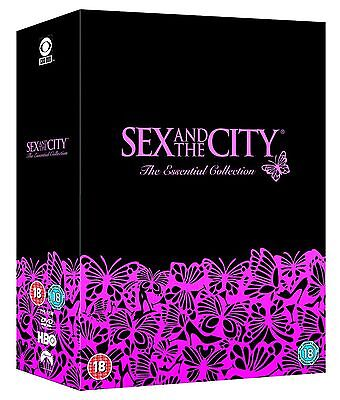 Sex And The City The Complete Series 1, 2, 3, 4, 5 & 6 Dvd Box Set New Sealed