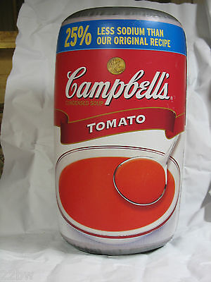 Campbell Soup Inflatable soup can -- brand new!!