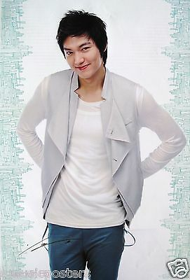 """LEE MIN-HO """"HANDS TO WAIST"""" POSTER-K-Pop,Boys Over Flowers,City Hunter,The Heirs"""