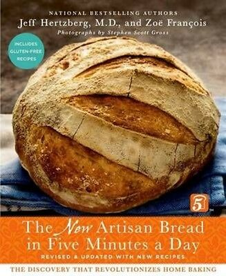 NEW The New Artisan Bread in Five Minutes a Day: The Discovery That Revolutioniz
