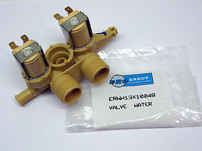 WH13X10048 for GE Washer Washing Machine Solenoid Valve AP4981011 PS3487312