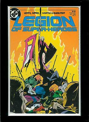 Legion Of Super-Heroes # 5 (1984, DC) Combined Shipping!