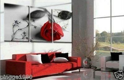 MODERN ABSTRACT WALL DECOR ART CANVAS  OIL PAINTING (NO frame) P043