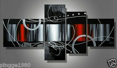 MODERN ABSTRACT HUGE WALL ART OIL PAINTING ON CANVAS(NO frame)P055