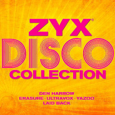Italo CD ZYX Disco Collection by Various Artists 2CDs