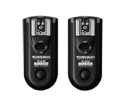Yongnuo RF-603 2.4Ghz Wireless Remote Flash Trigger For Canon 60D 70D 700D 650D