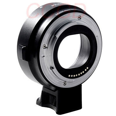 New EF-EOS M Mount Adapter Ring For Canon EF Lens to EF-M EOS M Digital Camera