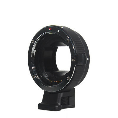 Commlite Auto Focus EF NEX II mount adapter for Sony A7 A7R A6000 NEX-7  A7MII