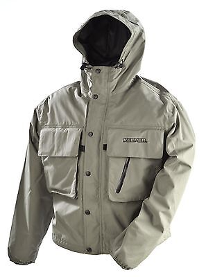 Vision NEW Keeper Fishing Wading Jacket, All Sizes